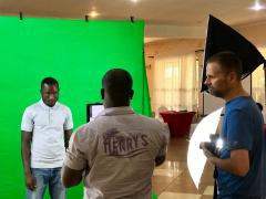 Zambia filming1